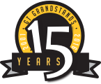 gtgrandstands-15years-logo