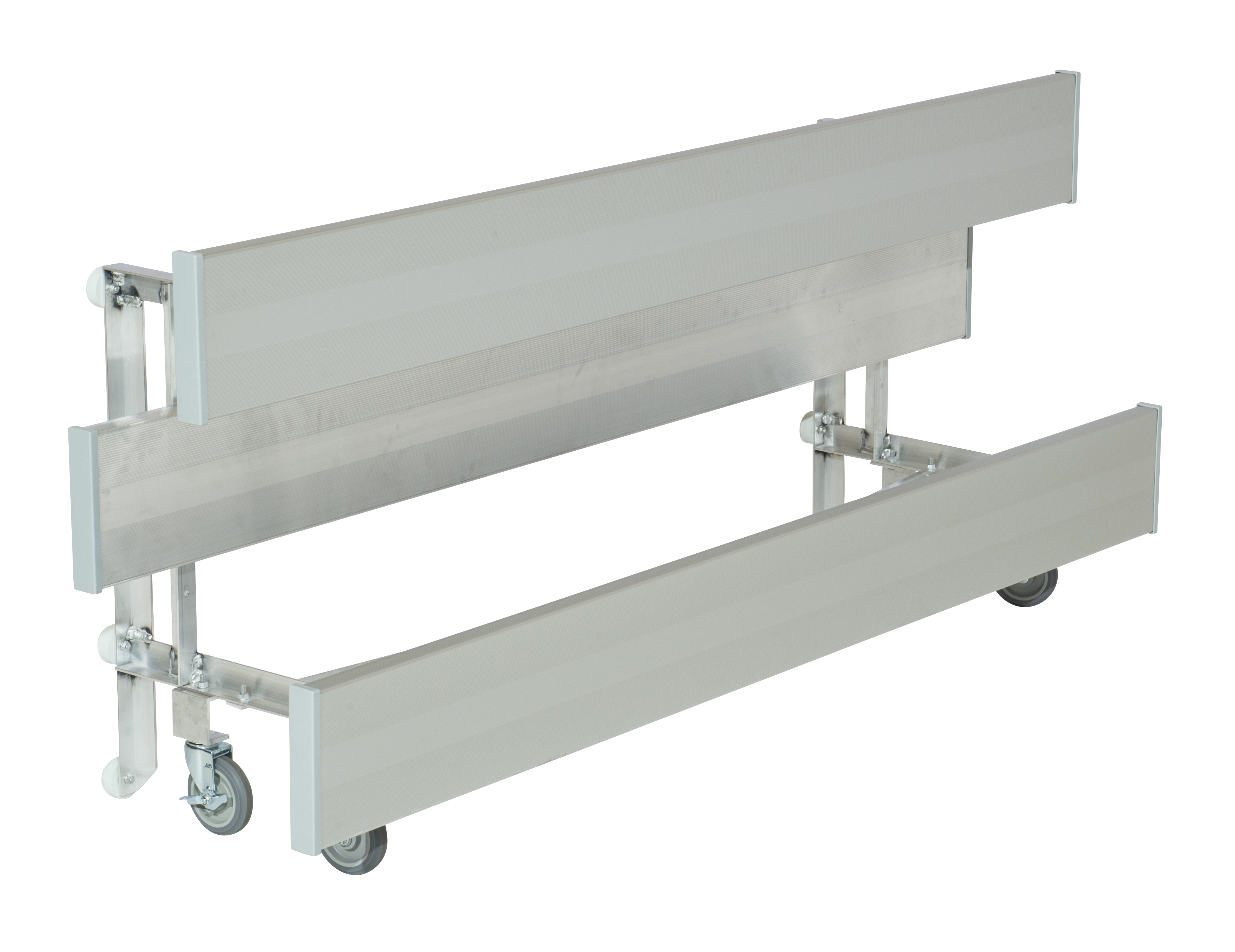 NR Series Models are available in many variations, Some models can be ordered with Tip and Roll Kits, Pictures can represent various available models in series, Double and single footboard options