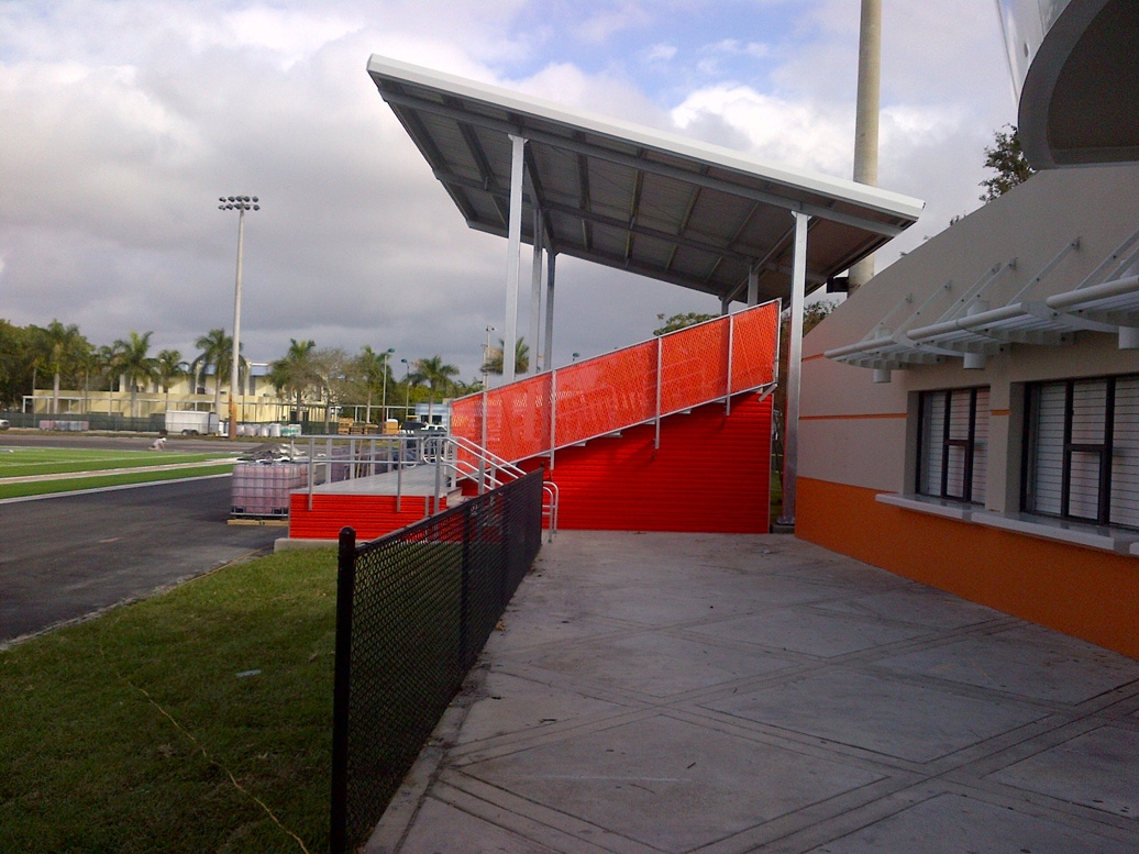 CARTER PARK FOOTBALL STADIUM