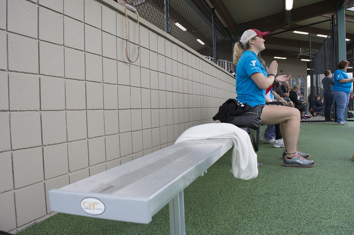 GT Grandstands Portable Team Bench